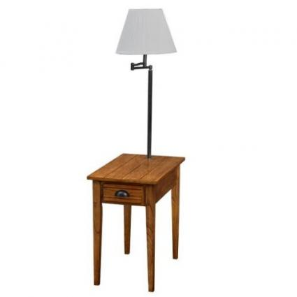 Tables with lamps attached http furniture lovetoknow com end table