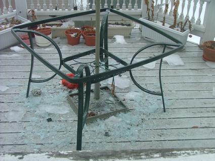 glass replacement replacement glass top for outdoor table