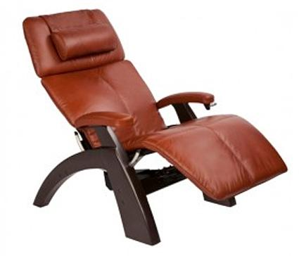The Perfect Chair Zero-Gravity Recliner from Human Touch  sc 1 st  Furniture - LoveToKnow & Finding Recliner Chairs with Lumbar Support islam-shia.org