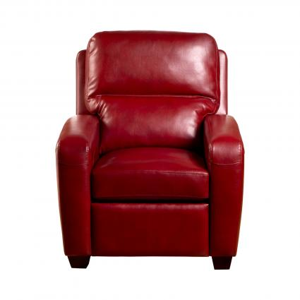 Lane Furniture Leather Recliners Good Deal: Opulence Home Brice Club Recliner