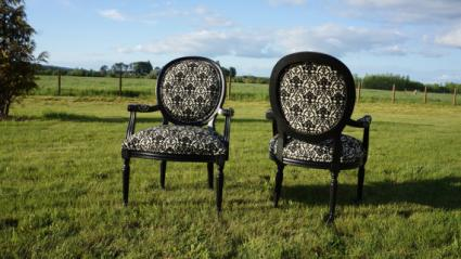 Second-Hand Ethan Allen Chairs