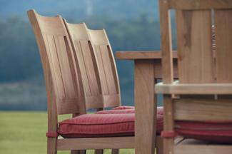 Summer Classics Croquet Teak Furniture