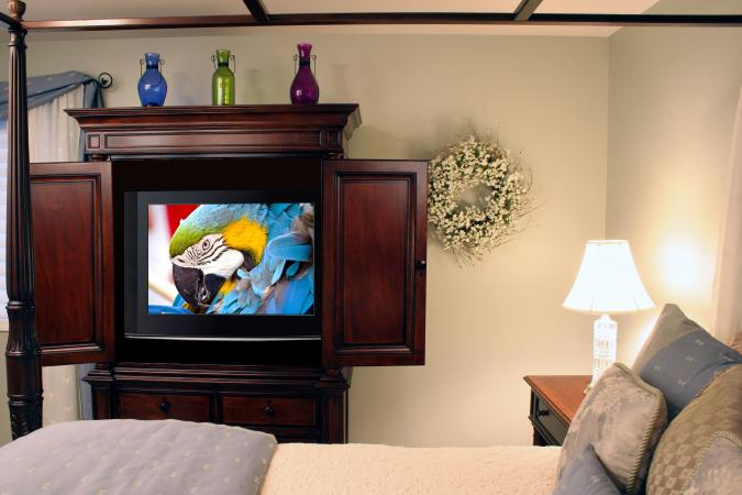 Armoire for TV