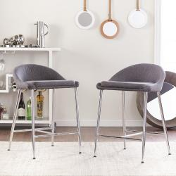 Holly & Martin Cabe Barstool Set of 2