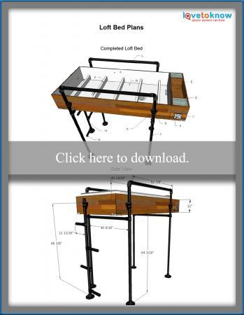Download loft bed plans.