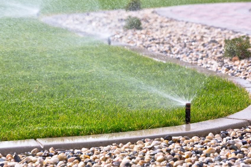 Basics of Lawn Sprinkler System Design