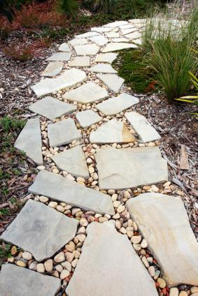 Landscaping With Stone and Pavers