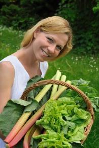 Rhubarb Growing Tips