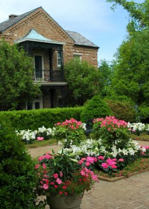 Pictures of Bellingrath Gardens in Alabama