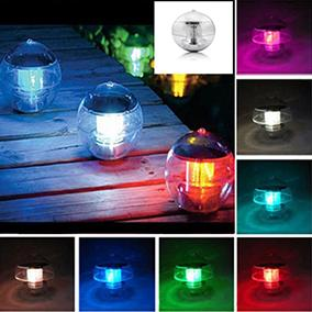Solar Multi-Colored Lights