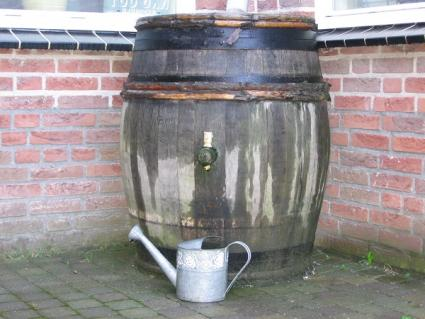 patio barrel
