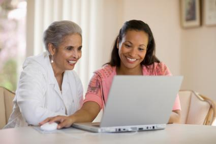 mother and daughter research