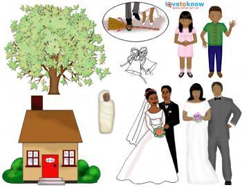 family genealogy clip art
