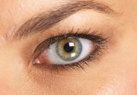 Medium green eye