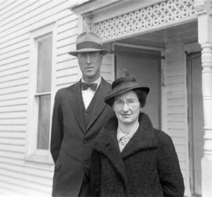 1940 Iowa Couple