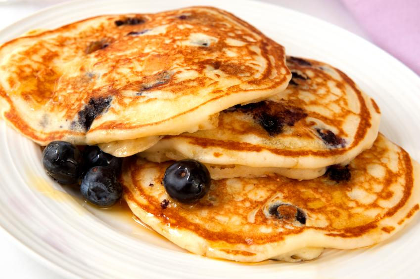 Gluten-Free Pancake Recipe [Slideshow]