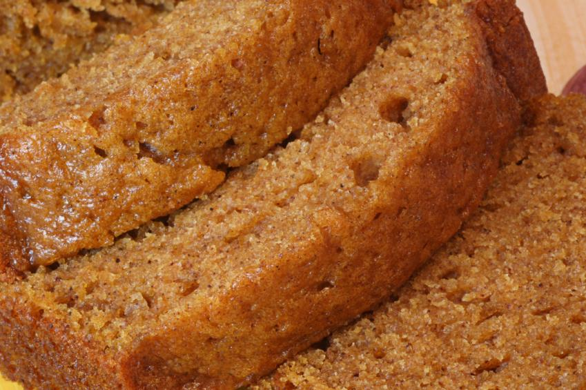 Gluten-Free Pumpkin Bread [Slideshow]