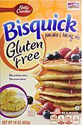 Gluten-Free Bisquick Pancake & Baking Mix