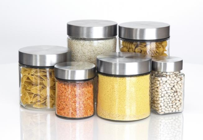 Dry food ingredients