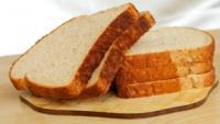 white rice bread