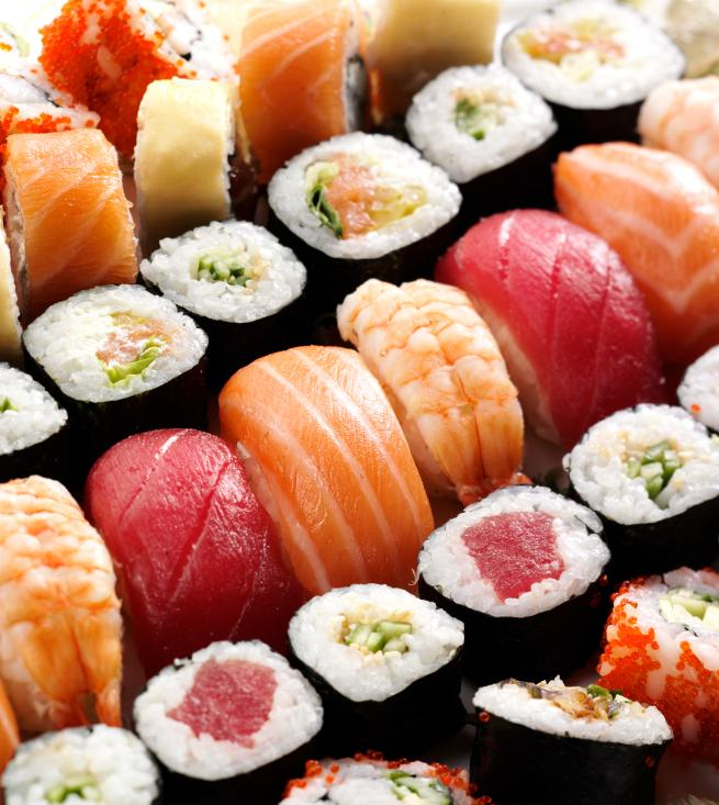 1000+ images about Sushi & Sashimi on Pinterest | Sushi ...