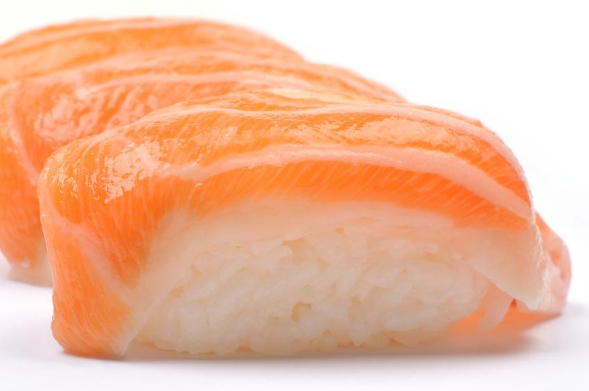 Types of Sushi ... Narezushi