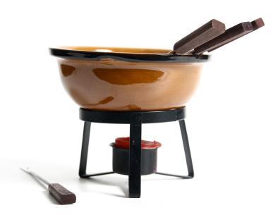 Make fondue as a meal or a treat.