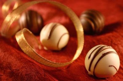 chocolat truffles