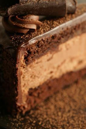 Chocolate Mousse Cake Filling Durmes Gumuna