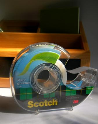 scotch magic eco friendly tape