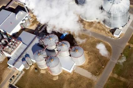 ethanol biorefinery