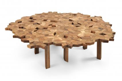 Sustainable Practice Umbra Coffee Table From Manulution S Lounging Collection