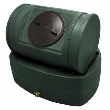 Compost Wizard Hybrid Composter Rain Barrel Combo at Amazon.com