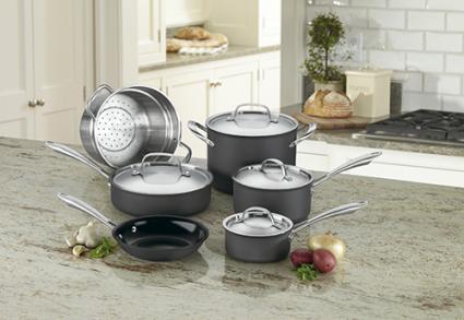 Cuisinart Green Gourmet Cookware Set