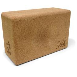 SOL Natural Cork Block