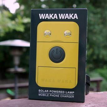 Waka Waka Solar Charger