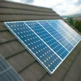 Pioneer1 (1.5 KW) solar panel kit