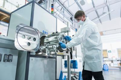 Nano processing