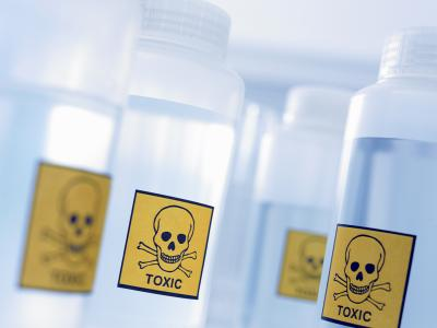 Toxic labels