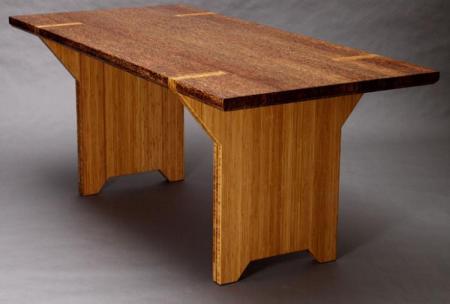 palm bench