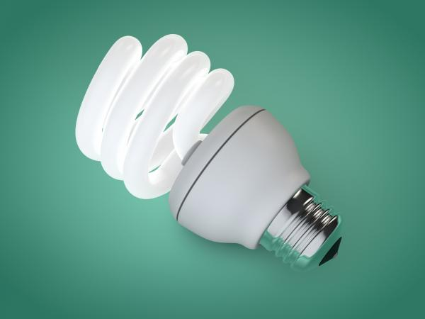 compact fluorescent light bulb - Compact Fluorescent Light Bulbs
