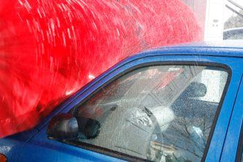 Water can not only clean your car, but produce cleaner emissions.