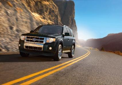Ford Escape Hybrid Reviews