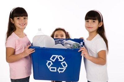 Simple ways to go green- Teach children green and sustainable living