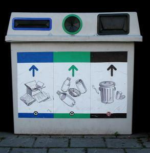 Bins amp recycling  Derbyshire Dales District Council