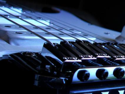 Proper steel guitar string height