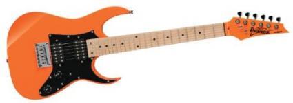 Ibanez Mikro electric guitar
