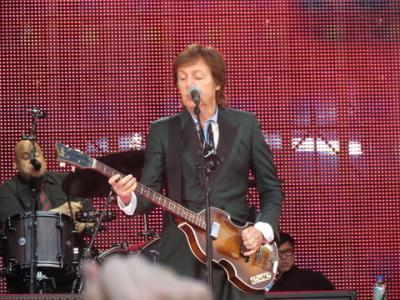 Paul McCartney's Hofner 500/1 Violin Bass