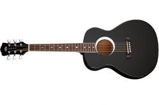 Luna Guitars Aurora Borealis guitar