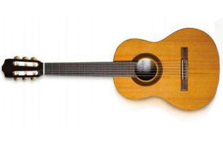 Requinto 580 guitar from Cordoba